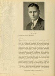 Page 166, 1933 Edition, Drexel University College of Medicine - Hahnemann Medic Yearbook (Philadelphia, PA) online yearbook collection