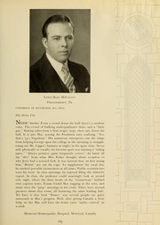 Page 167, 1933 Edition, Drexel University College of Medicine - Hahnemann Medic Yearbook (Philadelphia, PA) online yearbook collection