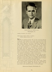 Page 168, 1933 Edition, Drexel University College of Medicine - Hahnemann Medic Yearbook (Philadelphia, PA) online yearbook collection