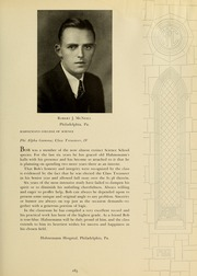 Page 169, 1933 Edition, Drexel University College of Medicine - Hahnemann Medic Yearbook (Philadelphia, PA) online yearbook collection
