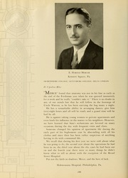 Page 170, 1933 Edition, Drexel University College of Medicine - Hahnemann Medic Yearbook (Philadelphia, PA) online yearbook collection