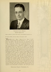Page 171, 1933 Edition, Drexel University College of Medicine - Hahnemann Medic Yearbook (Philadelphia, PA) online yearbook collection