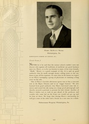 Page 176, 1933 Edition, Drexel University College of Medicine - Hahnemann Medic Yearbook (Philadelphia, PA) online yearbook collection