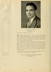 Page 178, 1933 Edition, Drexel University College of Medicine - Hahnemann Medic Yearbook (Philadelphia, PA) online yearbook collection