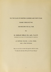 Page 10, 1934 Edition, Drexel University College of Medicine - Hahnemann Medic Yearbook (Philadelphia, PA) online yearbook collection