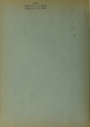 Page 2, 1934 Edition, Drexel University College of Medicine - Hahnemann Medic Yearbook (Philadelphia, PA) online yearbook collection