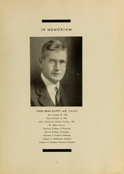 Page 9, 1934 Edition, Drexel University College of Medicine - Hahnemann Medic Yearbook (Philadelphia, PA) online yearbook collection