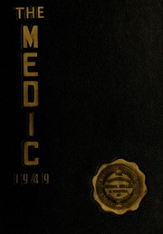 Page 1, 1949 Edition, Drexel University College of Medicine - Hahnemann Medic Yearbook (Philadelphia, PA) online yearbook collection