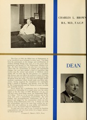 Page 12, 1949 Edition, Drexel University College of Medicine - Hahnemann Medic Yearbook (Philadelphia, PA) online yearbook collection