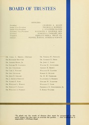 Page 15, 1949 Edition, Drexel University College of Medicine - Hahnemann Medic Yearbook (Philadelphia, PA) online yearbook collection