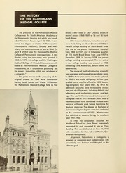 Page 10, 1950 Edition, Drexel University College of Medicine - Hahnemann Medic Yearbook (Philadelphia, PA) online yearbook collection