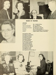 Page 14, 1950 Edition, Drexel University College of Medicine - Hahnemann Medic Yearbook (Philadelphia, PA) online yearbook collection