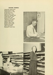 Page 15, 1950 Edition, Drexel University College of Medicine - Hahnemann Medic Yearbook (Philadelphia, PA) online yearbook collection