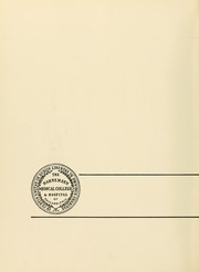 Page 6, 1950 Edition, Drexel University College of Medicine - Hahnemann Medic Yearbook (Philadelphia, PA) online yearbook collection