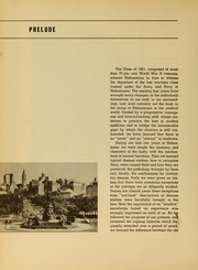 Page 12, 1951 Edition, Drexel University College of Medicine - Hahnemann Medic Yearbook (Philadelphia, PA) online yearbook collection