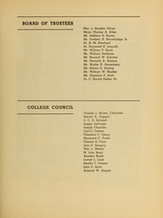 Page 15, 1951 Edition, Drexel University College of Medicine - Hahnemann Medic Yearbook (Philadelphia, PA) online yearbook collection