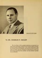 Page 8, 1951 Edition, Drexel University College of Medicine - Hahnemann Medic Yearbook (Philadelphia, PA) online yearbook collection