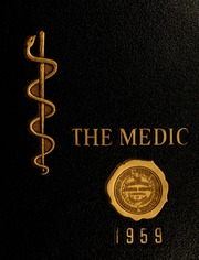 Drexel University College of Medicine - Hahnemann Medic Yearbook (Philadelphia, PA) online yearbook collection, 1959 Edition, Page 1