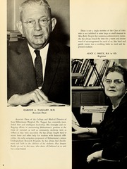 Page 10, 1961 Edition, Drexel University College of Medicine - Hahnemann Medic Yearbook (Philadelphia, PA) online yearbook collection