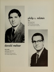 Page 117, 1964 Edition, Drexel University College of Medicine - Hahnemann Medic Yearbook (Philadelphia, PA) online yearbook collection