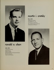 Page 121, 1964 Edition, Drexel University College of Medicine - Hahnemann Medic Yearbook (Philadelphia, PA) online yearbook collection