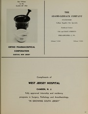 Page 151, 1964 Edition, Drexel University College of Medicine - Hahnemann Medic Yearbook (Philadelphia, PA) online yearbook collection
