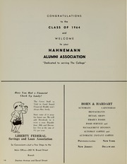 Page 152, 1964 Edition, Drexel University College of Medicine - Hahnemann Medic Yearbook (Philadelphia, PA) online yearbook collection