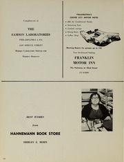 Page 154, 1964 Edition, Drexel University College of Medicine - Hahnemann Medic Yearbook (Philadelphia, PA) online yearbook collection