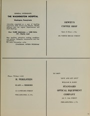 Page 157, 1964 Edition, Drexel University College of Medicine - Hahnemann Medic Yearbook (Philadelphia, PA) online yearbook collection