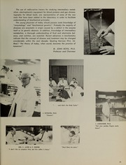 Page 35, 1964 Edition, Drexel University College of Medicine - Hahnemann Medic Yearbook (Philadelphia, PA) online yearbook collection