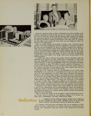 Page 8, 1964 Edition, Drexel University College of Medicine - Hahnemann Medic Yearbook (Philadelphia, PA) online yearbook collection