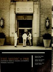Page 5, 1968 Edition, Drexel University College of Medicine - Hahnemann Medic Yearbook (Philadelphia, PA) online yearbook collection