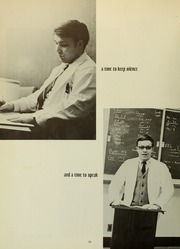 Page 14, 1969 Edition, Drexel University College of Medicine - Hahnemann Medic Yearbook (Philadelphia, PA) online yearbook collection