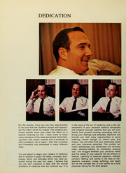 Page 16, 1969 Edition, Drexel University College of Medicine - Hahnemann Medic Yearbook (Philadelphia, PA) online yearbook collection