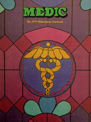 1975 Edition, Drexel University College of Medicine - Hahnemann Medic Yearbook (Philadelphia, PA)