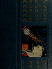 1987 Edition, Drexel University College of Medicine - Hahnemann Medic Yearbook (Philadelphia, PA)