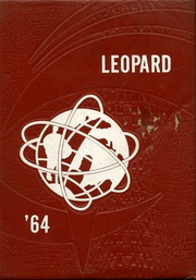 1964 Edition, Lehr High School - Leopard Yearbook (Lehr, NE)