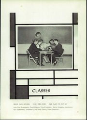 Page 9, 1964 Edition, Lehr High School - Leopard Yearbook (Lehr, NE) online yearbook collection