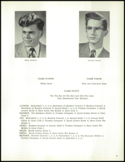 Page 13, 1956 Edition, McHenry High School - Spectrum Yearbook (McHenry, ND) online yearbook collection