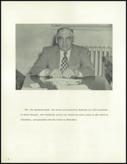 Page 6, 1956 Edition, McHenry High School - Spectrum Yearbook (McHenry, ND) online yearbook collection
