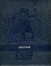 1957 Edition, McHenry High School - Spectrum Yearbook (McHenry, ND)