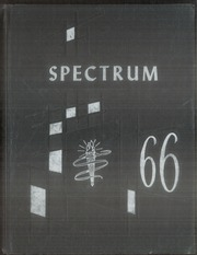 1966 Edition, McHenry High School - Spectrum Yearbook (McHenry, ND)