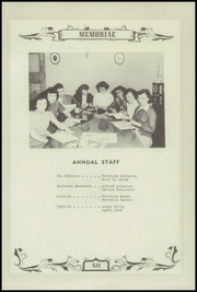 Page 11, 1950 Edition, St James Academy - Memoriae Yearbook (New Rockford, ND) online yearbook collection