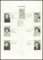 Page 11, 1953 Edition, Oberon High School - Bulldog Yearbook (Oberon, ND) online yearbook collection
