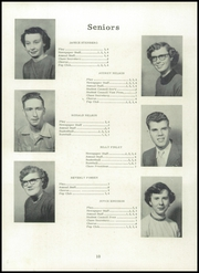 Page 16, 1953 Edition, Oberon High School - Bulldog Yearbook (Oberon, ND) online yearbook collection