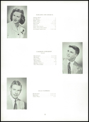 Page 16, 1954 Edition, Oberon High School - Bulldog Yearbook (Oberon, ND) online yearbook collection
