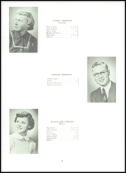 Page 17, 1954 Edition, Oberon High School - Bulldog Yearbook (Oberon, ND) online yearbook collection