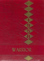 Page 1, 1958 Edition, Douglas High School - Warrior Yearbook (Douglas, ND) online yearbook collection
