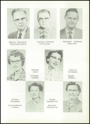 Page 13, 1958 Edition, Douglas High School - Warrior Yearbook (Douglas, ND) online yearbook collection
