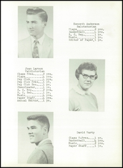 Page 17, 1958 Edition, Douglas High School - Warrior Yearbook (Douglas, ND) online yearbook collection